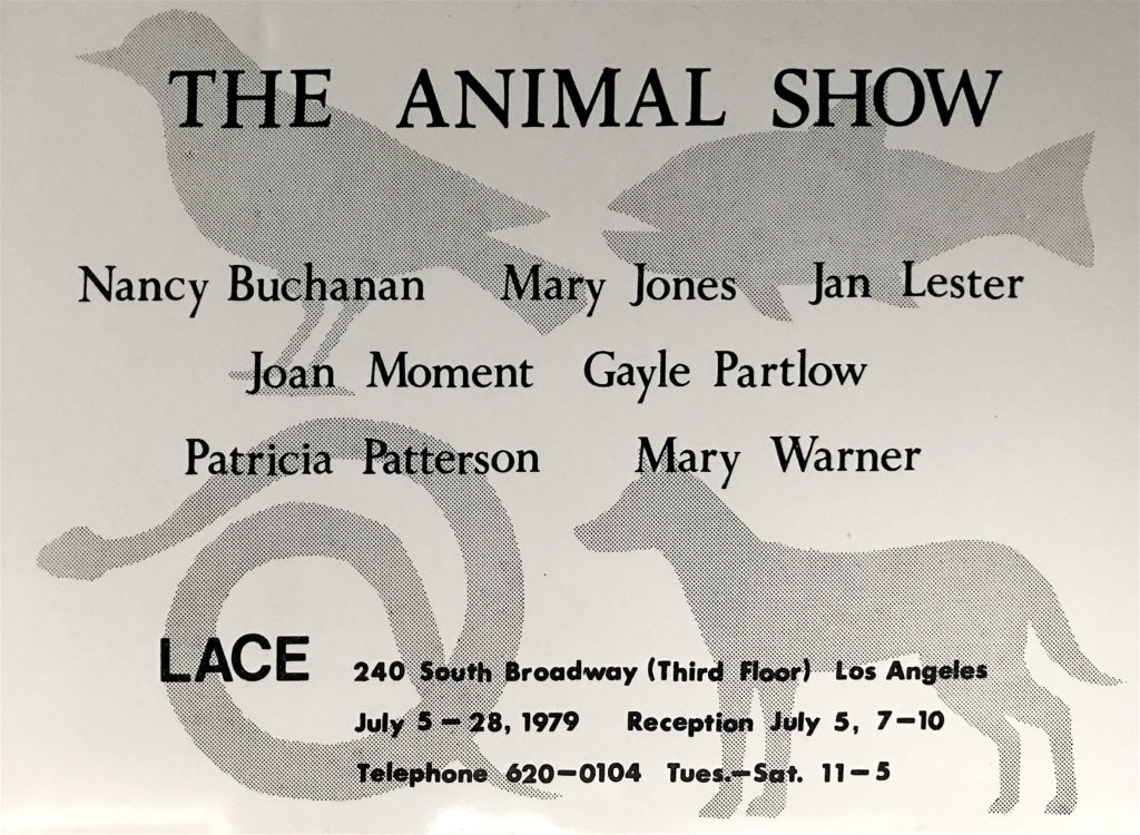 THE ANIMAL SHOW 1979