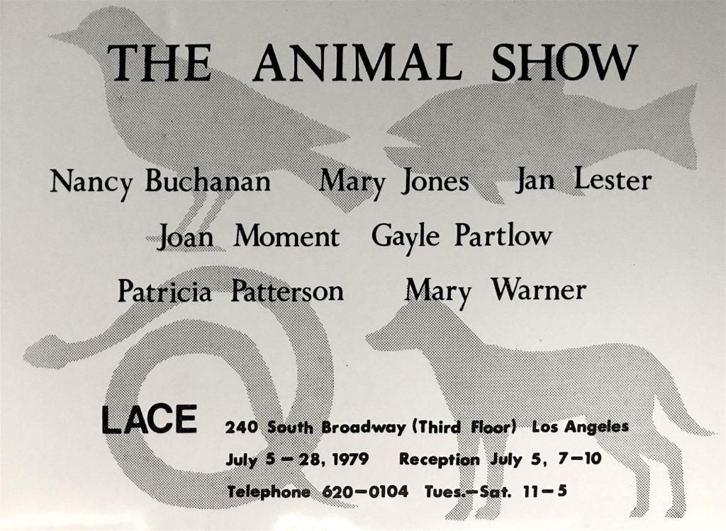 THE ANIMAL SHOW 1979