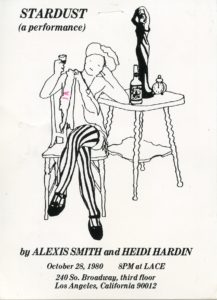 Alexis Smith and Heidi Hardin / Stardust