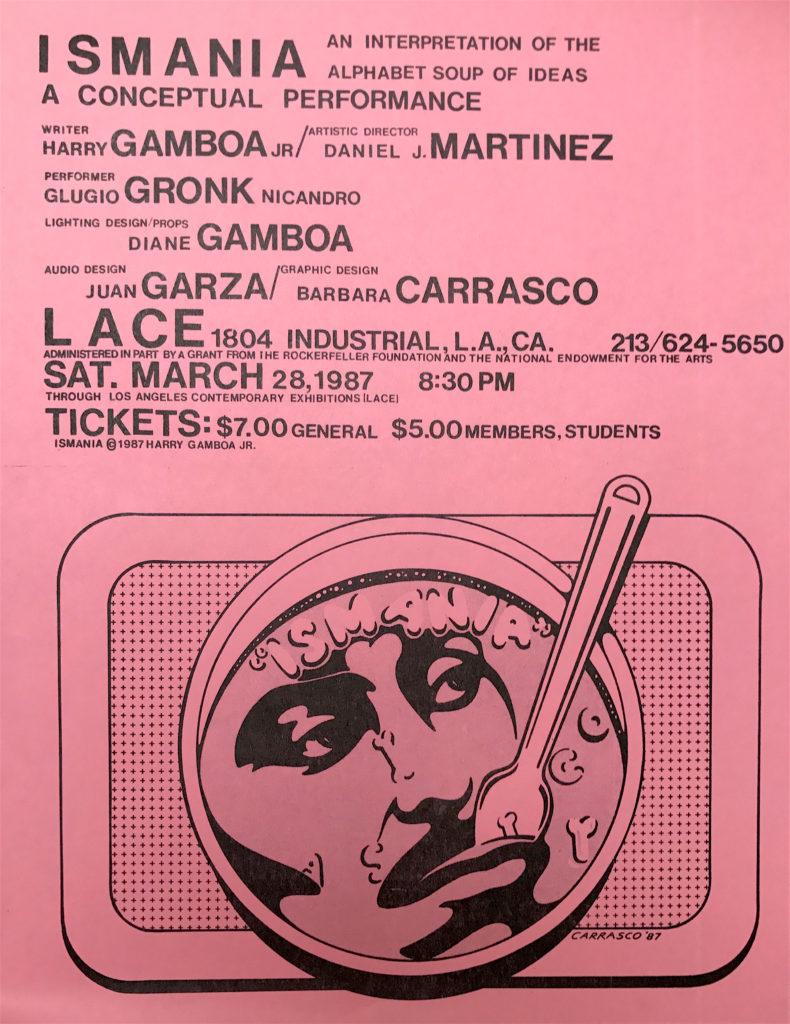 ISMANIA_Gamboa_Martinez_Gronk_Carrasco_1987