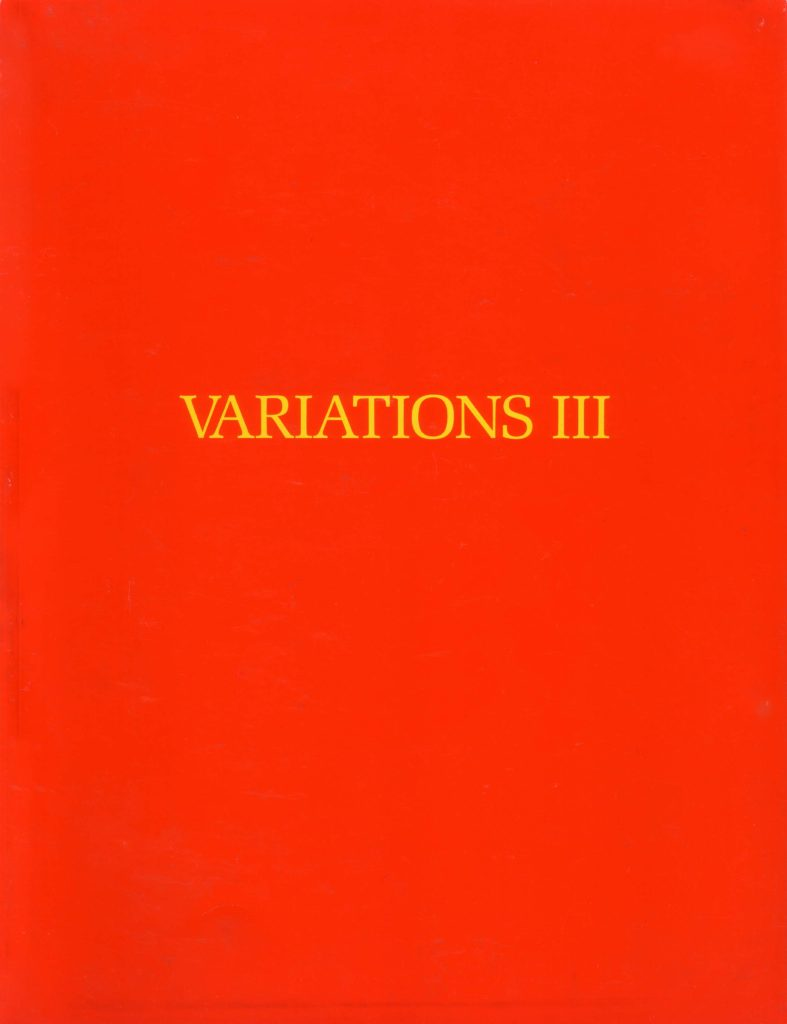 VARIATIONS_III