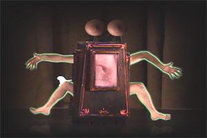 Cosmo Segurson (video still), 2008