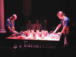 Staalplaat SoundSystem Teen Workshops
