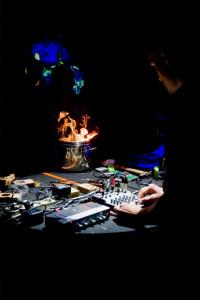 Staalplaat Soundsystem