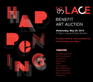 Happening Benefit Art Auction