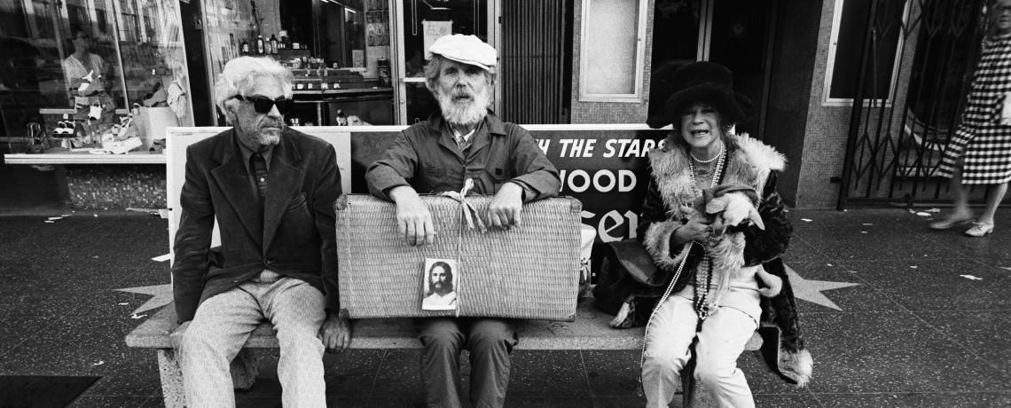 Hollywood Boulevard The 70's