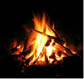 Lyeberry #8 Campfire