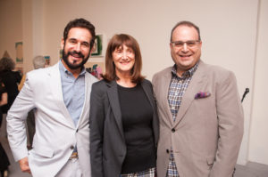 Ian Brooks, Phyllis Green, Robert Galstian