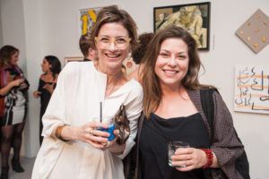 Nancy Baker Cahill, Jennifer Eckstein