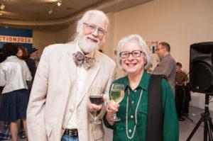 Stuart Spence, Judy Spence