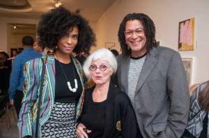 Kenturah Davis, Mary Norris, Mark Steven Greenfield