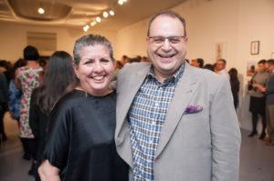 Shirley Morales, Robert Galstian