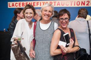 Nancy Baker Cahill, Margi Reeve, McLean Embnegger