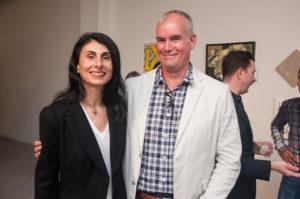 Ziba Ghassemi, Steve Dumas