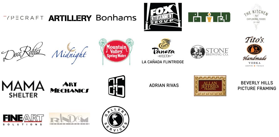 LACE Sponsors