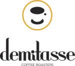 Demitasse_Wordmark+Icon_Black+Orange