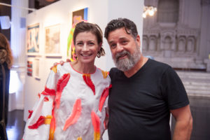 Nancy Baker Cahill, Mark Dean Veca