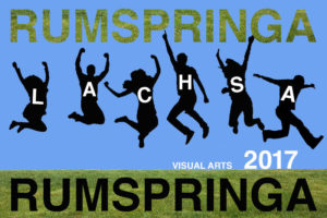 RUMSPRINGA – Works by LACHSA Visual Arts Students