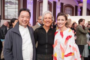 Li Wen, Margi Reeve, Nancy Baker Cahill